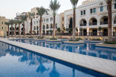 housing development: New luxury apartments in housing development, Dubai, UAE