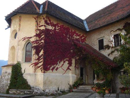 castle chapel Stok Fotoğraf