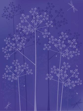 Abstract flower design Stock Vector - 5106975
