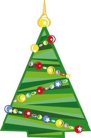 Christmas tree Stock Vector - 6028183