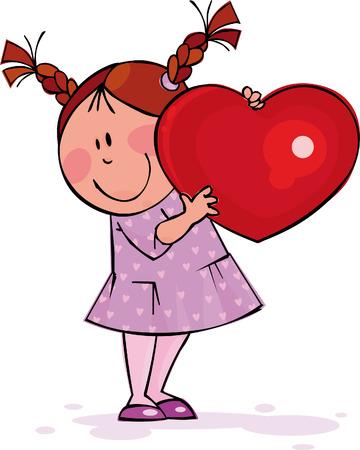 Be my Valentine Stock Vector - 6344733