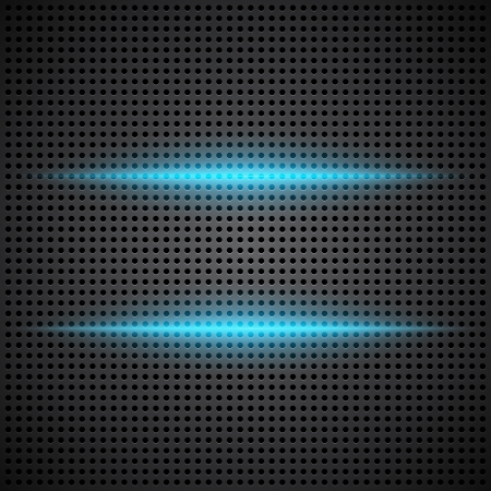 Technological abstract background Stock Vector - 17855085