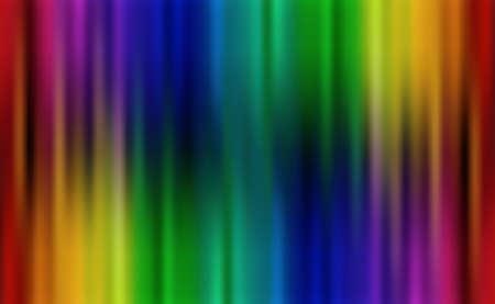 rainbow stripe: Abstract glowing curtain background. illustration Illustration
