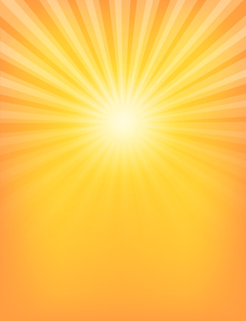 sunrays: Empty Sun Sunburst Pattern. Vector illustration Illustration