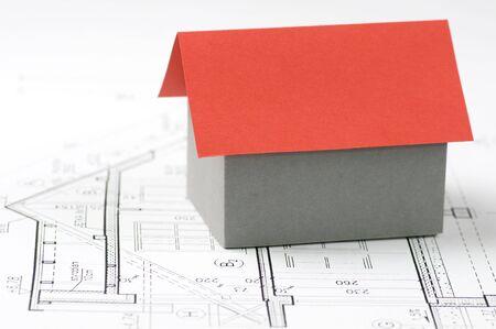 prefabricated: House model