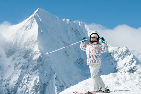 narciarz: Wszystkiego najlepszego z okazji narciarz mały