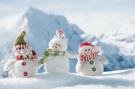 Happy winter friends