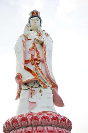 mercy: The Goddess of Mercy, known as Quan Yin or Guan Yin or Guan Yim. Chinese god.a