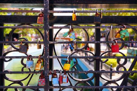 HUAHIN,THAILAND - January 7 : The venezia building landmark tourist attraction key lover zone on January 7, 2017 in Huahin,Thailand Editorial