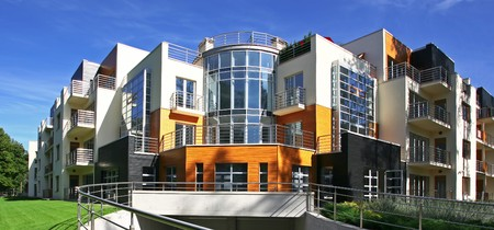 residency: New modern apartments