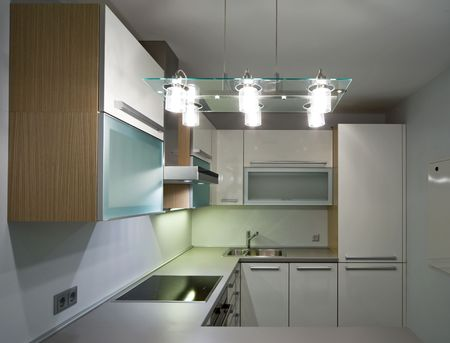 Modern kitchen photo