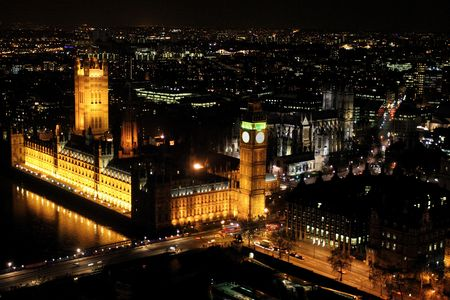 sightsee: Westminster Stock Photo