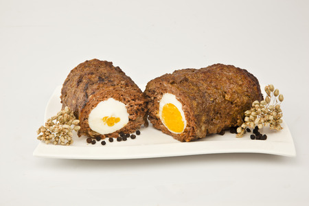 meat loaf: Dalyan Kofte - meat loaf Stock Photo