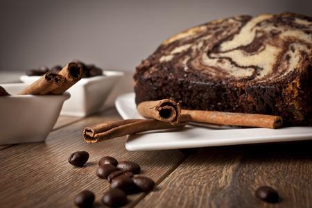 Mosaic Dessert Cake photo