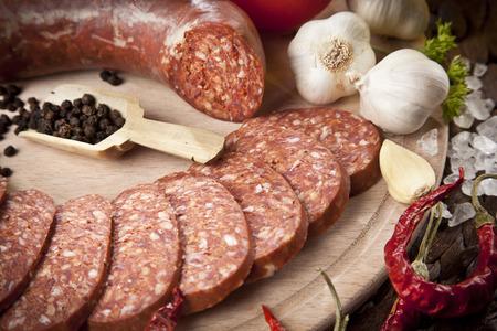 Sausage Turkish Sucuk