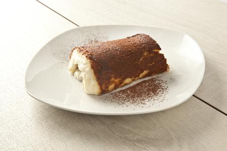 cuisines: Kazandibi or milk baked pudding, Turkish dessert