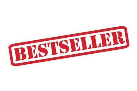 best seller: BEST SELLER Red Stempel Vektor �ber einem wei�en Hintergrund.