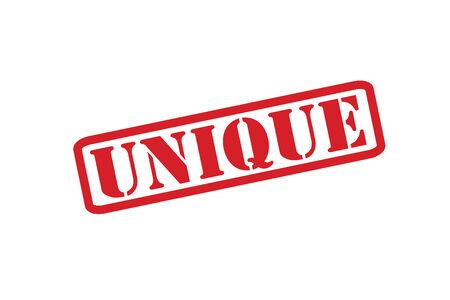 unrivaled: UNIQUE Rubber Stamp