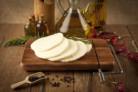 トルコチーズ バーガー コンセプト写真