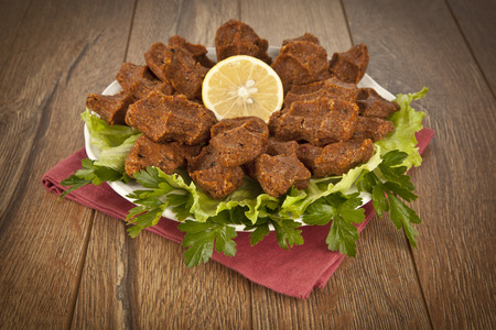 Cig kofte / Turkish Food
