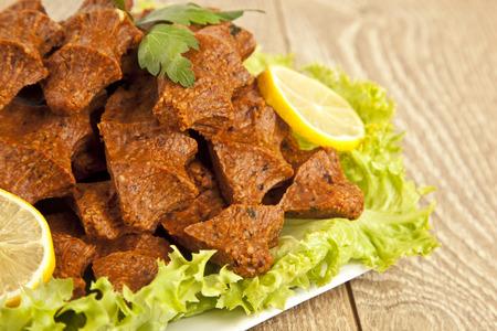 cig: Cig kofte  Turkish Food