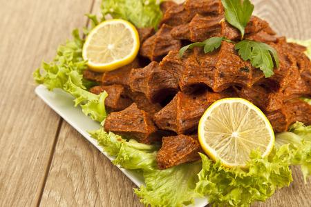Cig kofte  Turkish Food