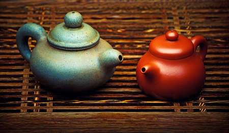 Chinese Teapot studio quality