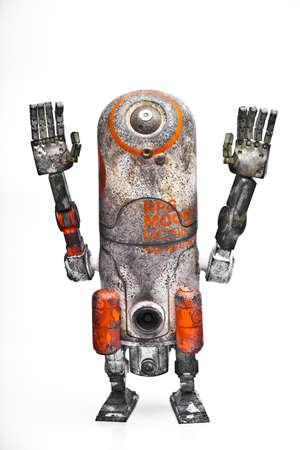 Metal Robot Studio quality