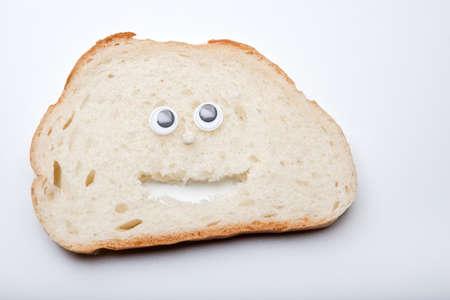 White Bread Face studio