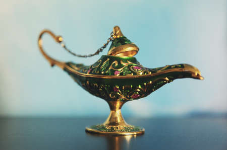 Arabian Metal Vintage Lamp