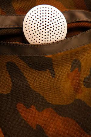 image of sound speaker pocket