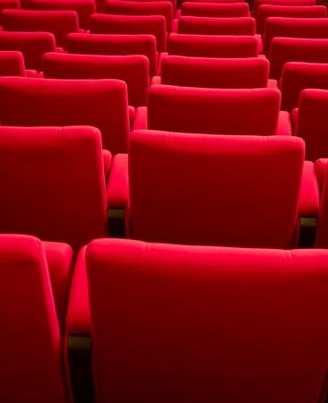Theater Sitzreihen