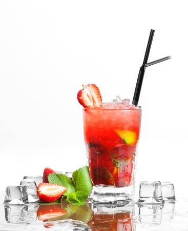 Cocktail-und Eis