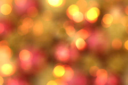 shining light: Beautiful simple bokeh background with shining light yellow and pink stains