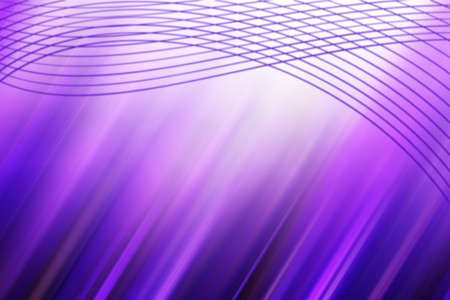 Background illustration in bright purple color with diagonal gradient strokes and parallel arched lines on top