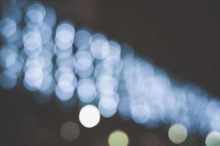 defocus: Light bokeh soft abstract background Stock Photo