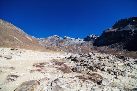 mountains of Nepal