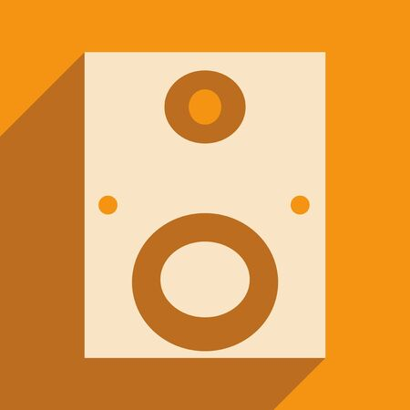 subwoofer: Appartamento con icon shadow e mobile applacation subwoofer