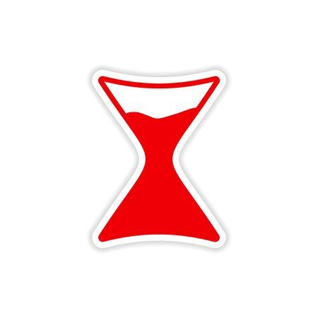 alchemical: icon sticker realistic design on paper alchemy symbols
