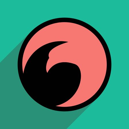 majestic: logo flying eagle