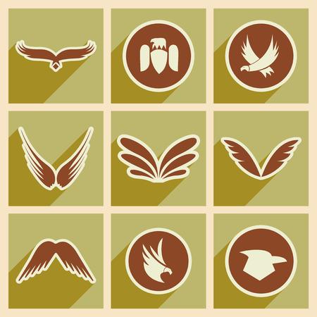 assembly: Stylish assembly eagle logo