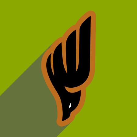 soaring: soaring eagle logo Illustration
