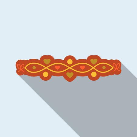ribbon with hearts