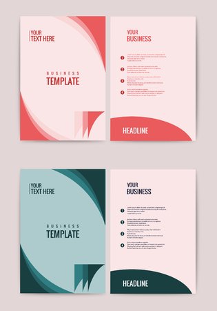 Advertisement design elements. Modern style Design website banner purple background page. Vector illustration for template brochure, layout leaflet, newsletters, business card front 일러스트
