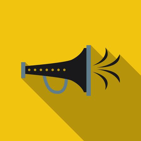 Icône de trompette