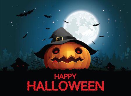 halloween scary: Halloween background