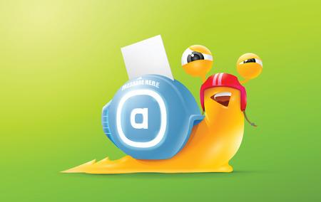 messengers: snail mesenger