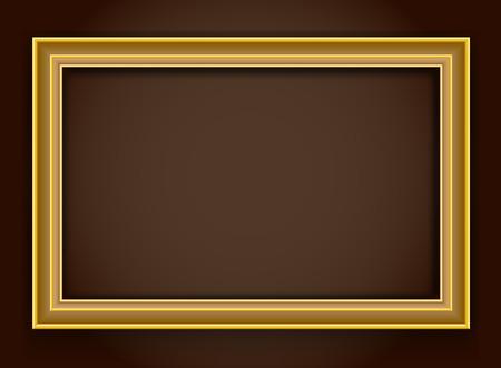 Gold frame,frame,frame border,Photo frame,frame vector illustration,frame pattern gold background