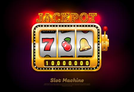 slot machine,the machine