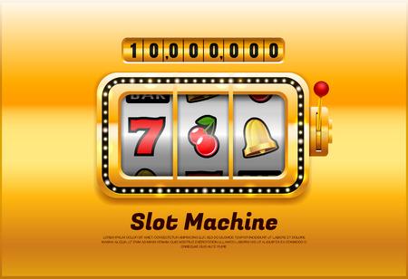 Slot machine, de machine